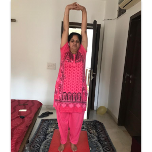 Yoga for Elderly